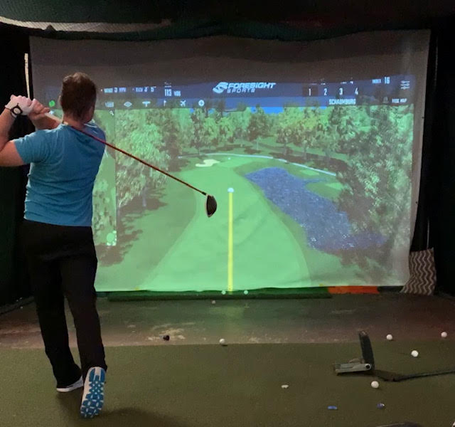 chicago indoor golfing